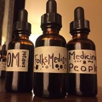Folks Medicine Medicine for the People by Organic Mechanic