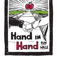Hand In Hand Run/Walk