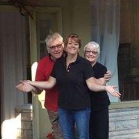 Jeanie Bean & family