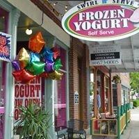 Swirl N Serve Frozen Yogurt
