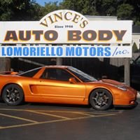 Vince's Auto Body Works