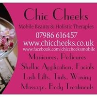 Chic Cheeks Mobile Beauty & Holistic Therapies