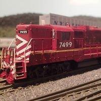 Burlington County Model Railroad Club