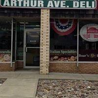Arthur Ave Fair Street