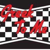 Greek to Me Restaurant