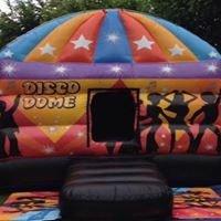 Disco Dome Hire, Aspen Bouncy Castles Herts