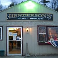 Henderson's Pickin' Parlor