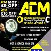 ACM Affordable Car Mechanics