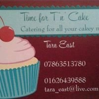 Time for T 'n' Cake