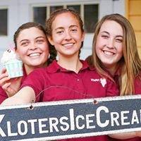 Kloter's Ice Cream Barn