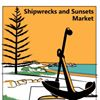 Shipwrecks and Sunsets Market