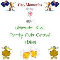 Ultimate Kiwi Party Pub Crawl Tbilisi
