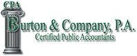 Burton & Company, P.A., CPAs