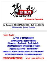 Multiservice Daniele Esposito