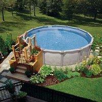 Above Ground Pool Warmer