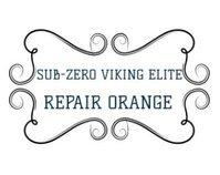 Sub-zero Viking Elite Repair Orange