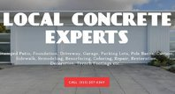 Local Concrete Experts