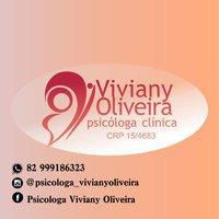 Psicóloga Viviany Oliveira