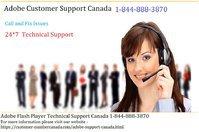 Adobe Support Canada