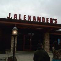 J Alexanders