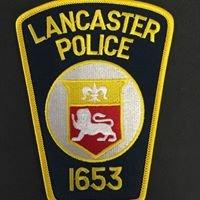 Lancaster Massachusetts Police Department