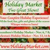 Holiday Market Shows