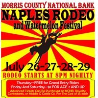 Naples Watermelon Festival & Rodeo