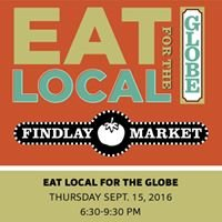 Eat Local for the Globe Event