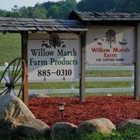 Willow-Marsh farm store