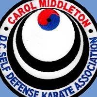 DC Self Defense Karate Association