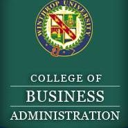 Winthrop University College of Business Administration