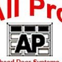 All Pro Doors Overhead Door Systems, LCC.