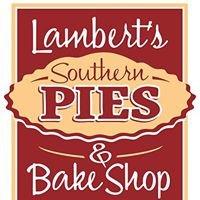 Lambert's Southern Pies & Bake Shop Cafe