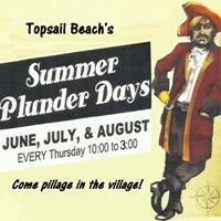 Topsail Beach Craft Market