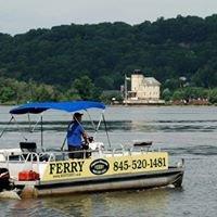 Kingston-Rhinecliff Ferry