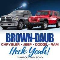 Brown-Daub Chrysler Jeep Dodge RAM