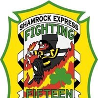 """Charlotte Fire Department - Station 15 - """"The Shamrock Express"""""""