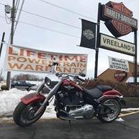 Vreeland's Harley-Davidson
