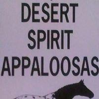 Desert Spirit Appaloosas