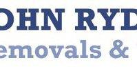 John Ryder Removals