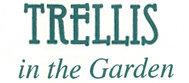 Trellis in the Garden