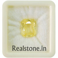 Yellow sapphire Fair Price at Realstone.in #Chandigarh Sector 8