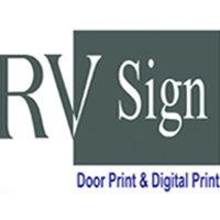 RV Sign