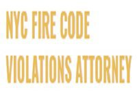 NYC Fire Department Violations
