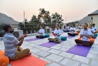Alakhyoga - Yoga teacher training school India, Rishikesh