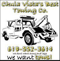 Chula Vista's Best Towing Company