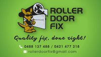 Roller Door Fix Adelaide