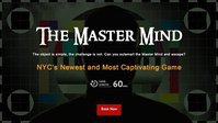 The Master Mind Escape Room NYC
