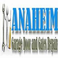 Anaheim Garage Door and Gates Repair Services