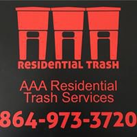 AAA Residential Trash Service